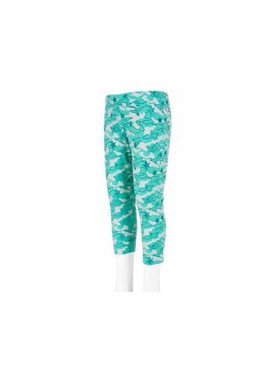 Dekliške Capri 3/4 hlače (pajkice) Champion® 403308 mint CCK