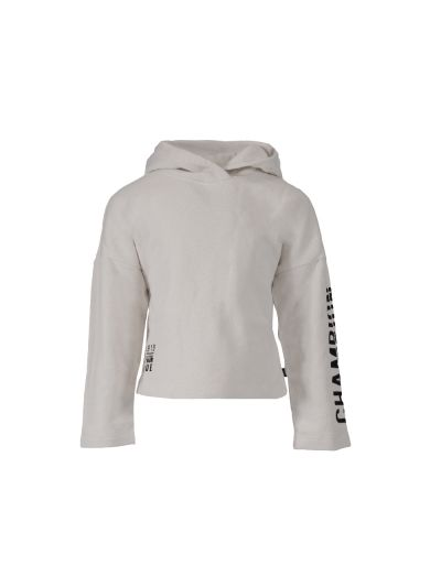 Dekliška pulover Champion® s kapuco 403452 - bež