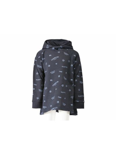 Dekliški pulover Champion® Trend s kapuco 403463 - navy NNY