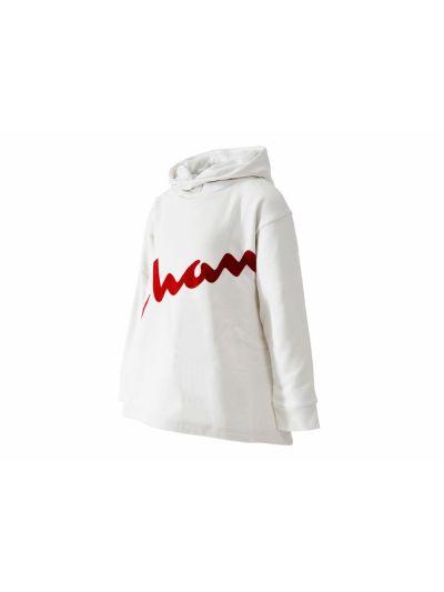 Dekliški pulover Champion® TREND s kapuco 403463 - bež