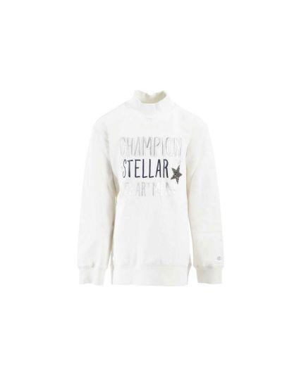 Dekliški pulover Champion® 403476 maxi bež XXL
