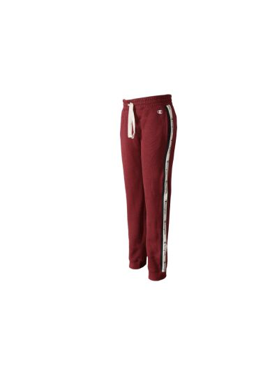 Dekliške hlače Champion® 403697 na patent - temno rdeča - Brand R