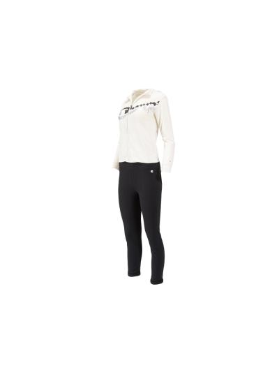 Dekliški komplet Champion® 403700 jopica, dolge hlače - bež