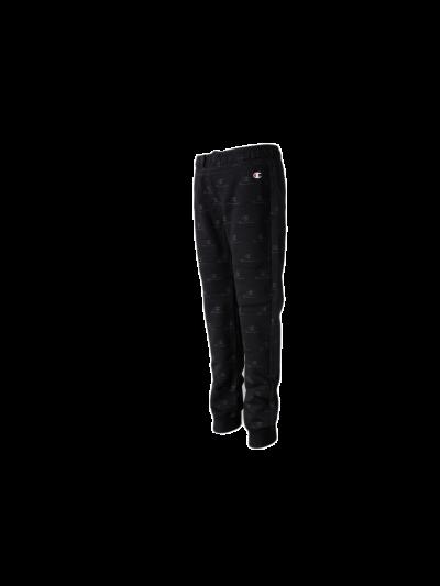 Dekliške hlače na patent Champion® 403748 - črna