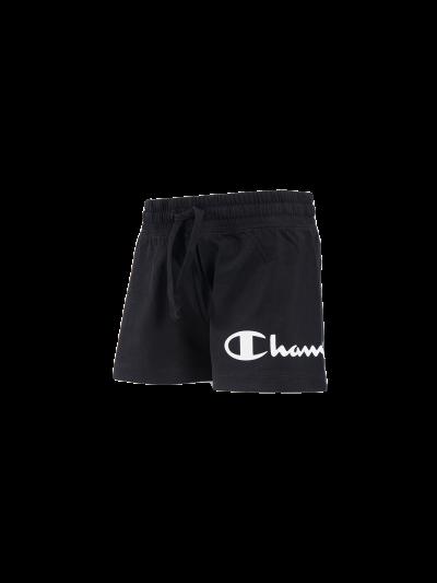 Dekliške kratke hlače Champion 403819 - črne