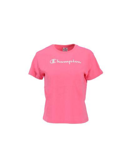 Dekliška športna majica Champion GRAPHIC GALLERY 403895 - ciklamna
