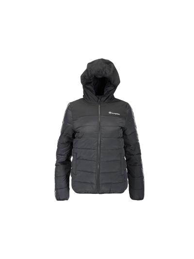 Dekliška jakna s kapuco Champion® OUTDOOR 403977 - črna