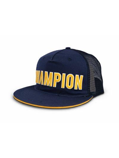 Kapa z ravnim šiltom Champion® 804226 navy NNY
