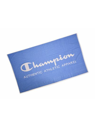 Brisača za na plažo Champion® 804239 svetlo modra BME 185x106cm