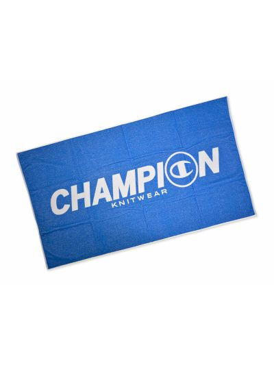 Brisača za na plažo Champion® 804240 modra OLB 185x106cm