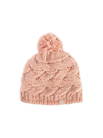 Zimska kapa Champion® 804347 iz flisa roza UNI