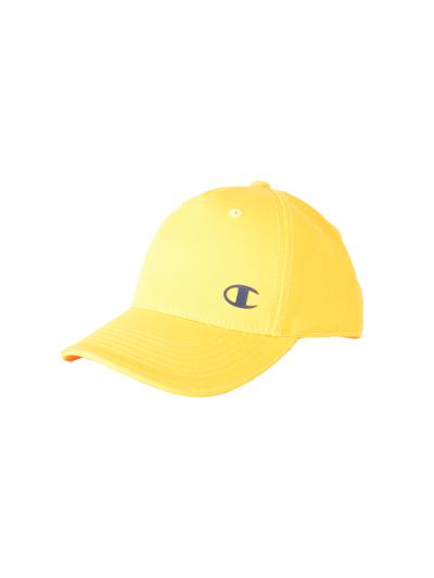 Kapa z vizirjem Champion® 804481 - rumena