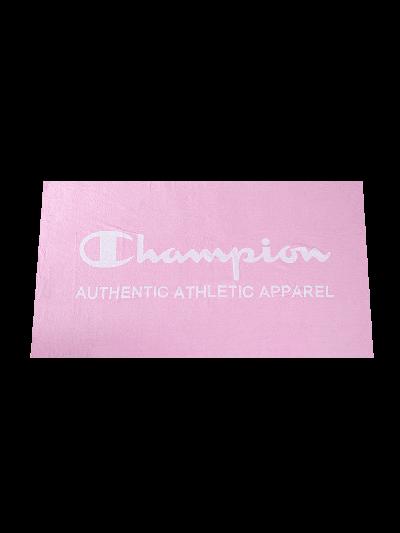 Brisača za na plažo Champion® 804491- roza