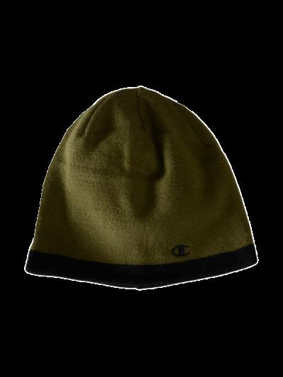 Kapa obojestranska Champion® 804673 temno zelena/črna