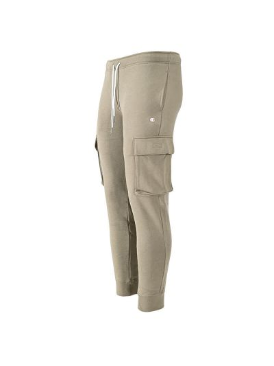 Moške dolge cargo hlače Champion ® 216609 - olivno zelene