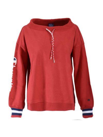 Ženski pulover Champion ROCHESTER - rdeč