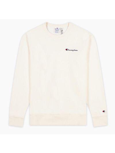 Moški pulover Champion ® Rochester CHANGE 216476 - bel
