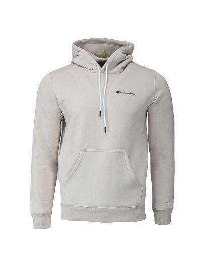 Moški hoodie pulover  s kapuco Champion 214749 - bež