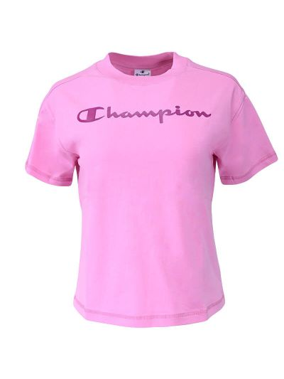 Dekliška majica Champion ® CUSTOM 403930 - roza