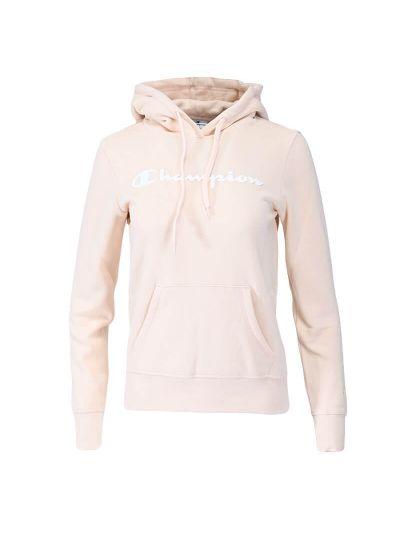 Ženski pulover s kapuco Champion® 113207 - pastelno roza