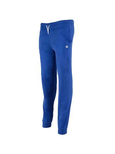 Otroške dolge hlače na patent Champion 304938 - modre