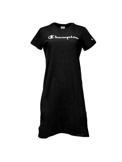 Ženska poletna obleka Champion 112609 - črna