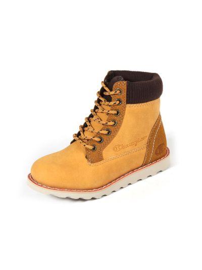 Otroški zimski čevlji Champion® S30737 UPST opečnate barve CUY