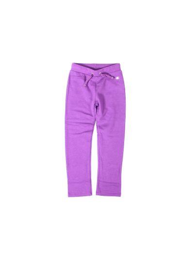 Dekliške dolge ravne hlače Champion® 403015 vijolične