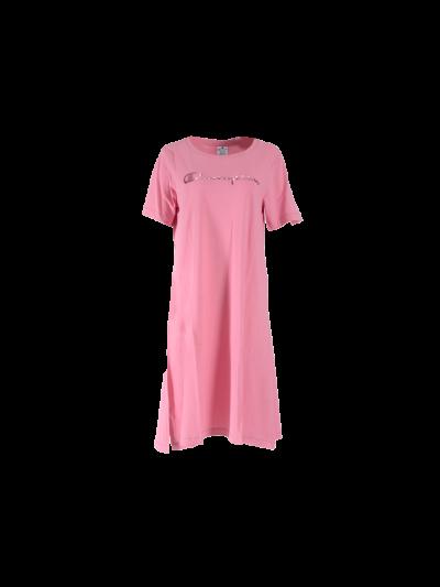 Ženska obleka Champion® 111526 klasična - roza