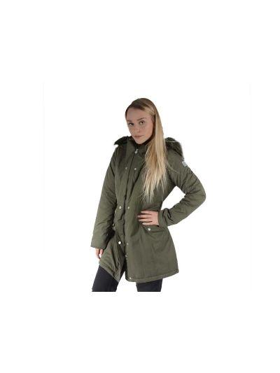 Ženska jakna Champion® FON C109940 - olivno zelena