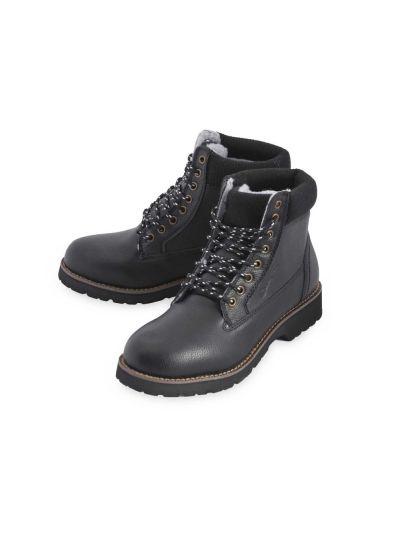 Moški zimski čevlji Champion S20459 UPSTA črni NBK