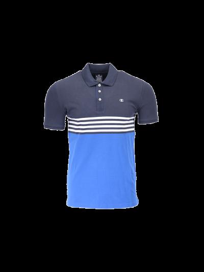 Moška polo majica Champion® 212847 - modra