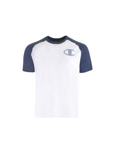 Moška športna T-Shirt majica Champion® kratek rokav bela