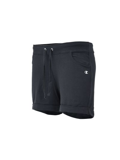 Ženske kratke hlače Champion® 110163 črne NBK
