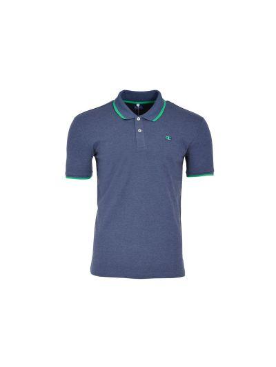 Moška polo majica Champion® kratek rokav modra ZBME