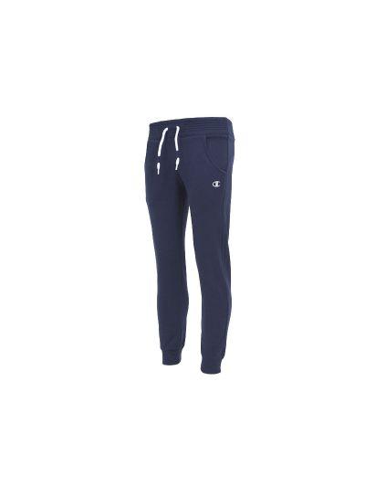 Dekliške dolge športne hlače Champion® 403306 - na patent modre