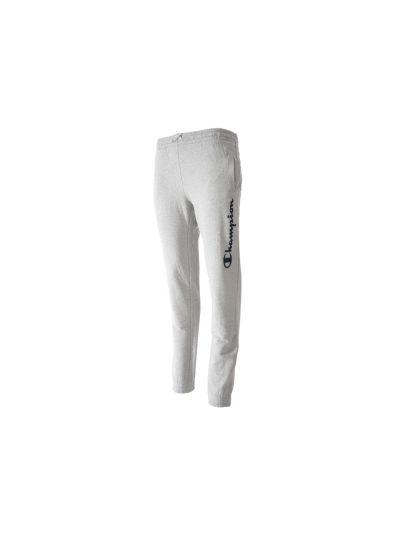 Ženske dolge hlače Champion® 110840 na patent Rib Cuff sive OXGM