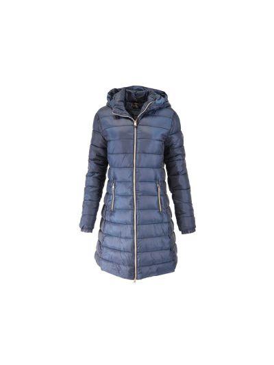 Ženska jakna Champion® C110953 s kapuco - navy