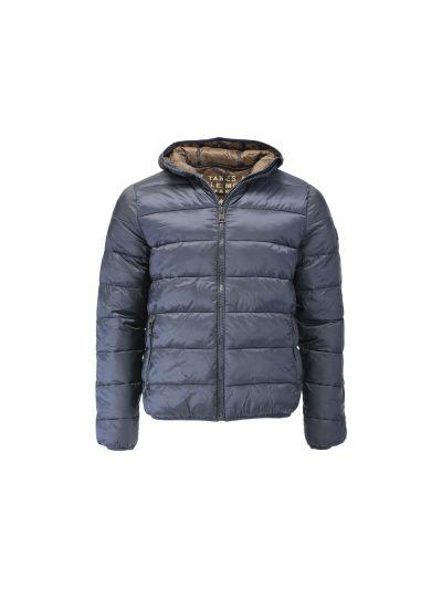 Moška jakna s kapuco Champion® 211176 navy NNY