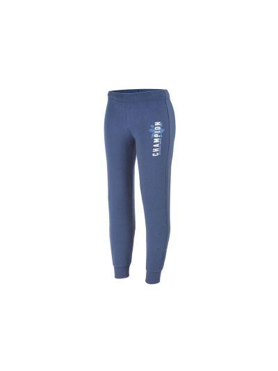 Dekliške hlače Champion® 403214 na patent - modre