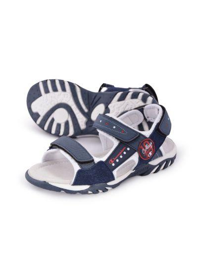 Otroški platneni sandali Champion® -S31247- KRIC mod DELF