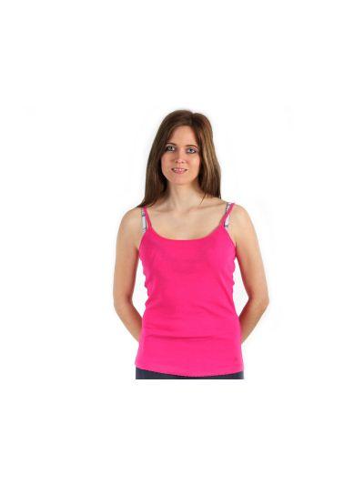 Ženska majica brez rokavov Champion C107848 ciklam BUT