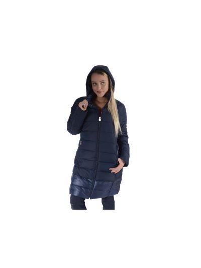 Ženska jakna s kapuco Champion® C109958 NNY - navy