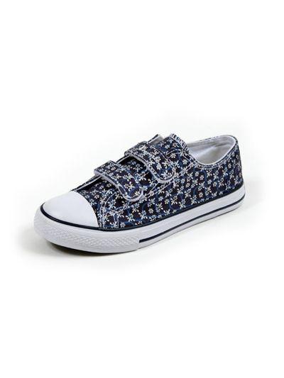 Otroški platneni čevlji Champion® IND - modri