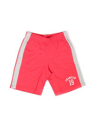 Fantovske kratke hlače Champion® 304220 rdeče