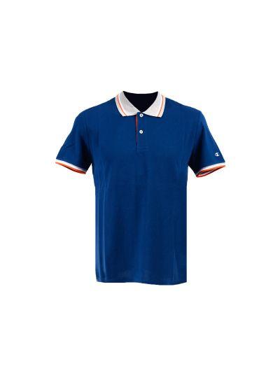 Moška polo majica Champion modra DLE/OX