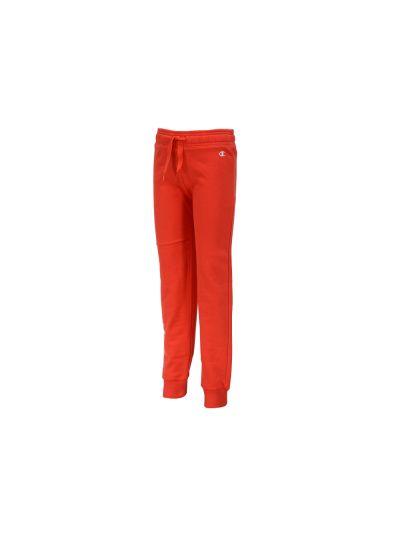 Dekliške hlače Champion® 403591 na patent - rdeče