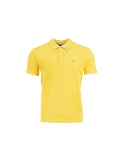 Moška polo majica Champion® kratek rokav rumena