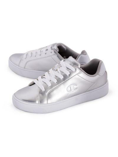 Ženski (casual) čevlji za prosti čas Champion® S10424 srebrni SILM