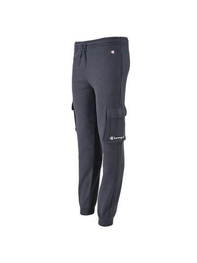 Otroške cargo hlače z žepi Champion ® 305364 - temno sive